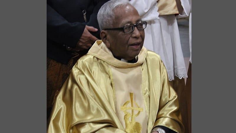 Arti Nama Xaverius - Mgr. Fransiskus Xaverius Rocharjanta Prajasuta