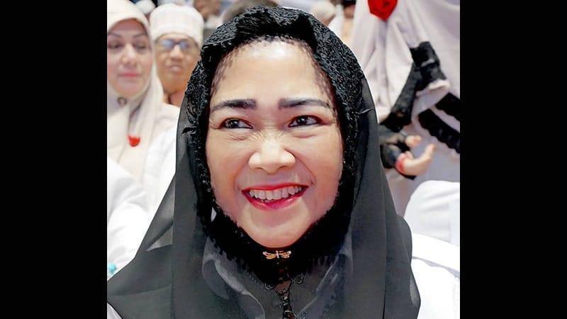 Arti Nama Rahma - Rachmawati Soekarnoputri