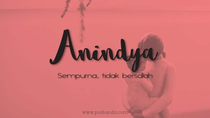 Arti Nama Anindya - Anindya