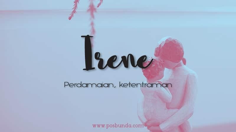 Arti Nama Irene - Irene