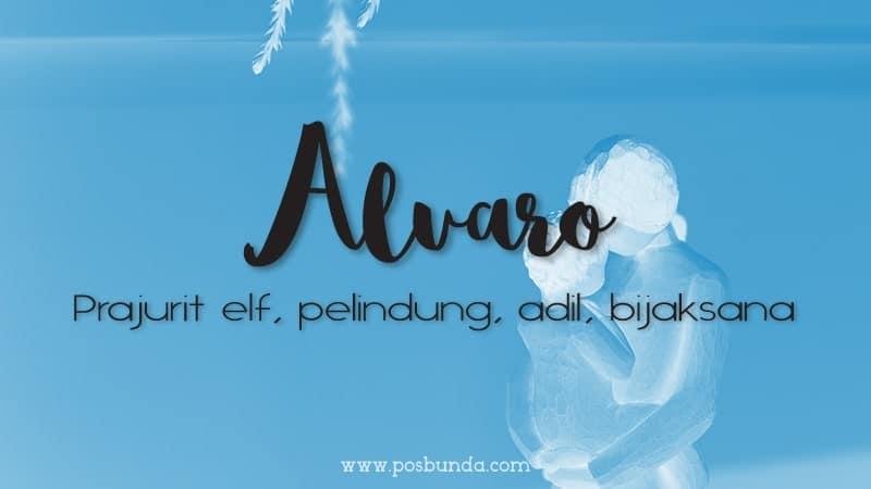 Arti Nama Alvaro - Alvaro