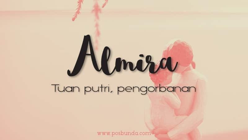 Arti Nama Almira - Almira