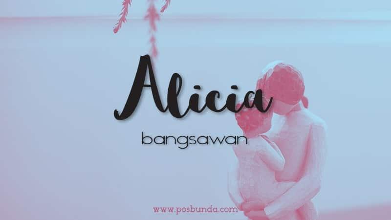 Arti Nama Alicia - Alicia