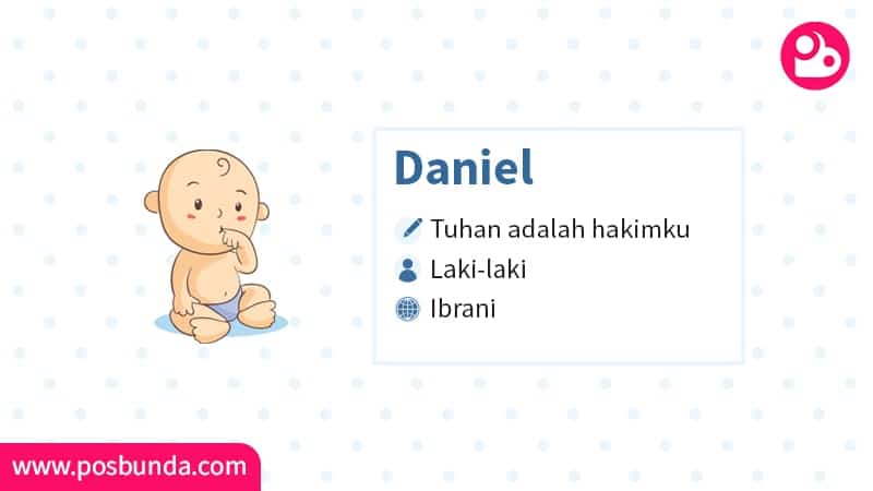 Arti Nama Daniel - Daniel