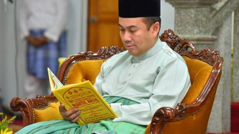 Tengku Muhammad Faiz Petra