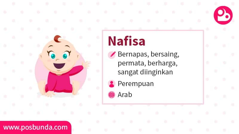 Arti Nama Nafisa - Nafisa