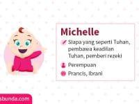 Arti Nama Michelle - Michelle