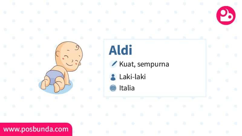 Arti Nama Aldi - Aldi