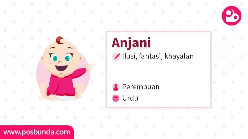 Arti Nama Anjani