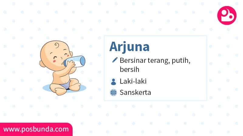 Arti Nama Arjun - Arjun