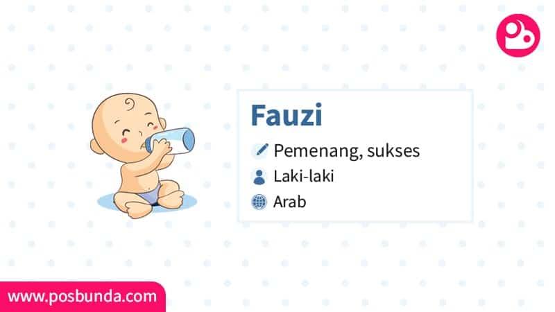 Arti Nama Fauzi - Fauzi
