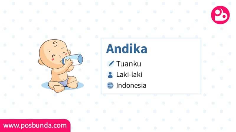 Arti Nama Andika - Andika