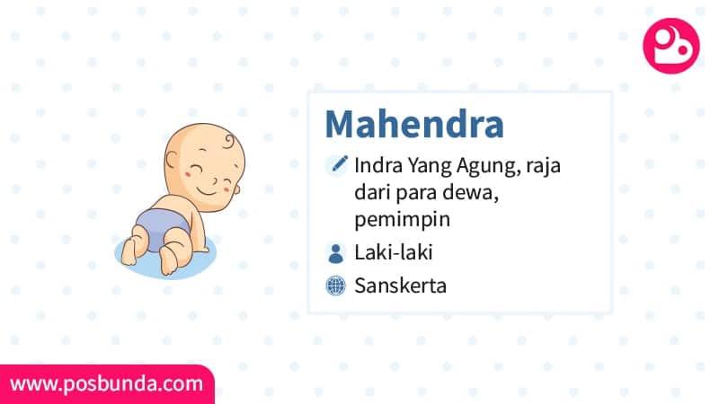 Arti Nama Mahendra - Mahendra