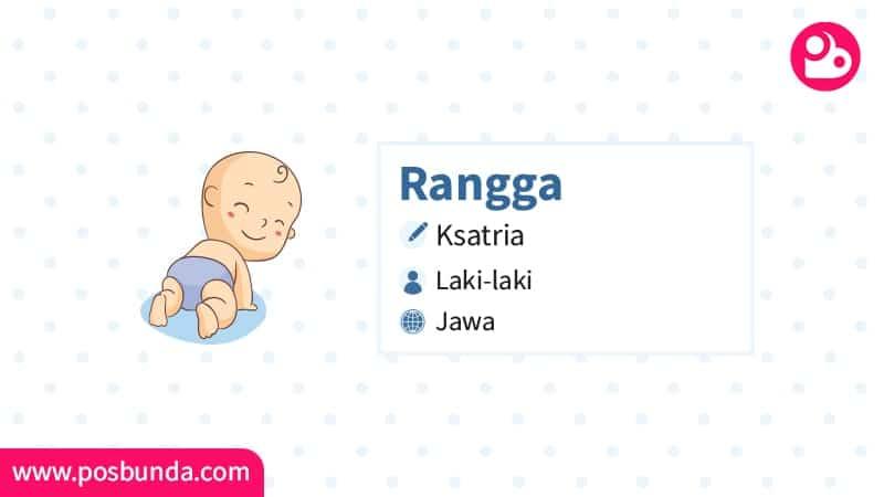 Arti Nama Rangga - Rangga