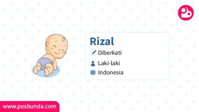 Arti Nama Rizal - Rizal