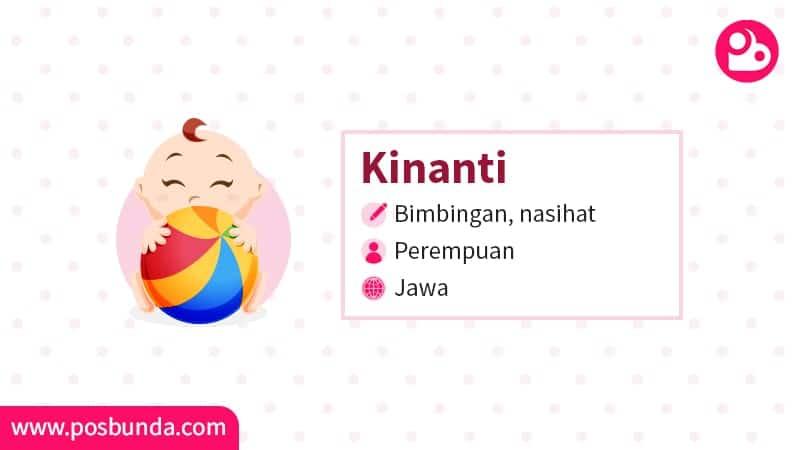 Arti Nama Kinanti - Kinanti