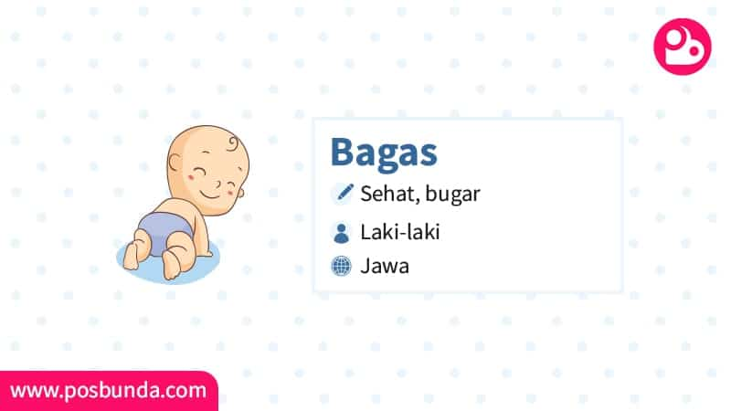 Arti Nama Bagas - Bagas