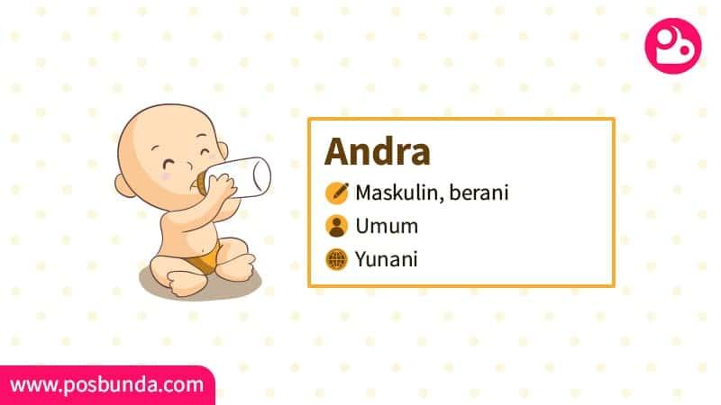 Arti Nama Andra - Andra