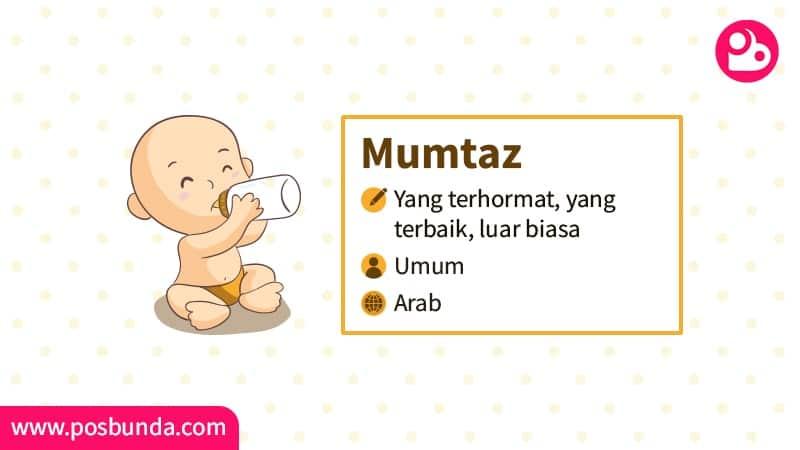 Arti Nama Mumtaz - Mumtaz
