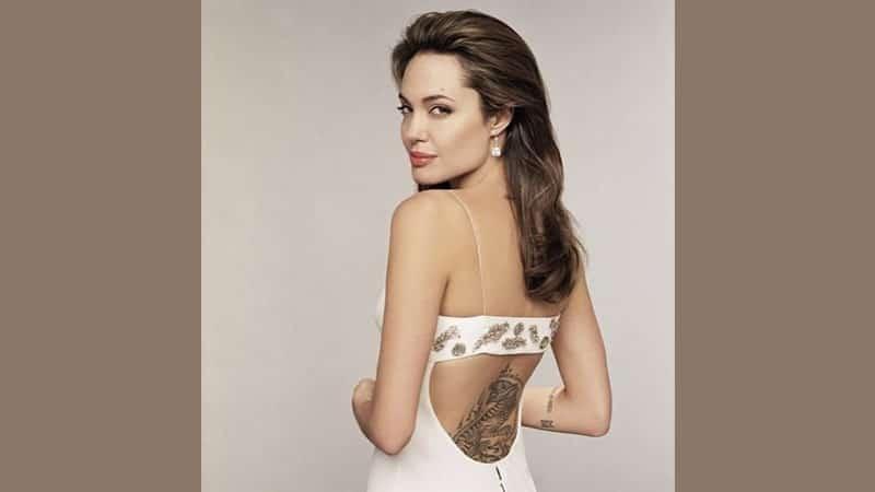 Arti Nama Angel - Angelina Jolie