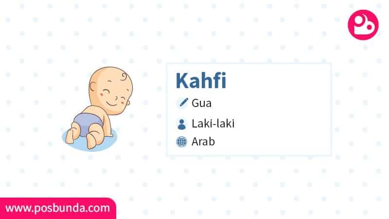 Arti Nama Kahfi - Kahfi
