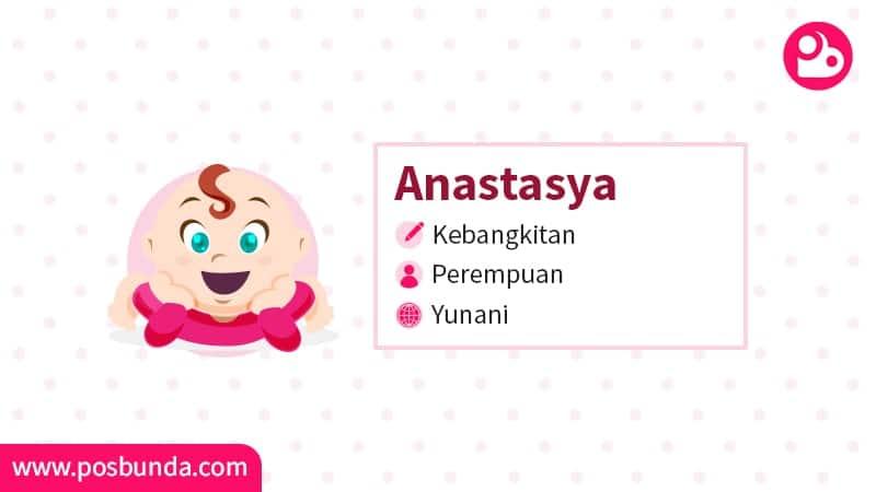 Arti Nama Anastasya - Anastasya