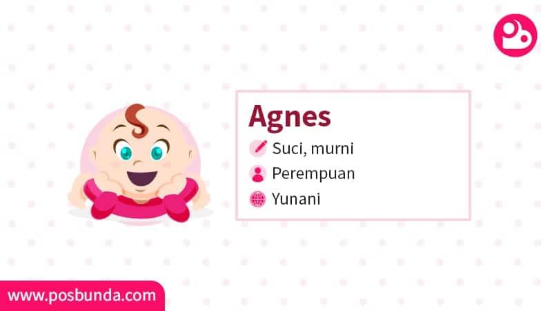 Arti Nama Agnes - Agnes