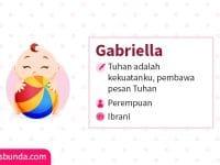 Arti Nama Gabriella - Gabriella