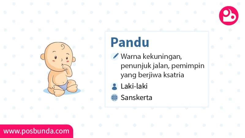 Arti Nama Pandu - Pandu
