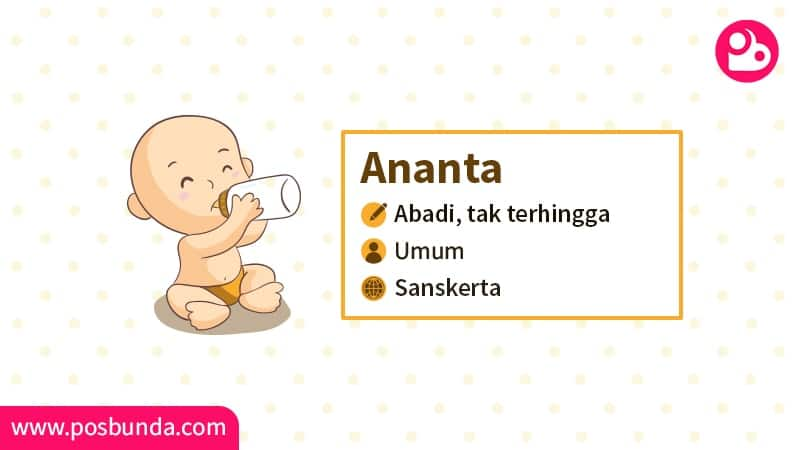 Arti Nama Ananta - Ananta