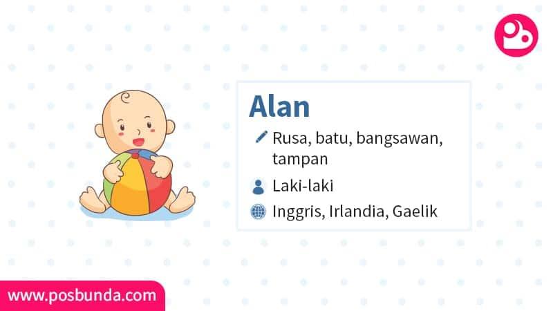 Arti Nama Alan - Alan