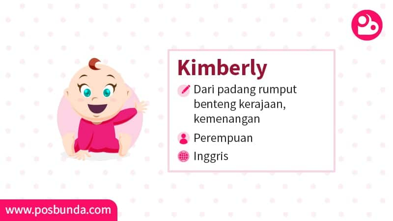 Arti Nama Kimberly - Kimberly