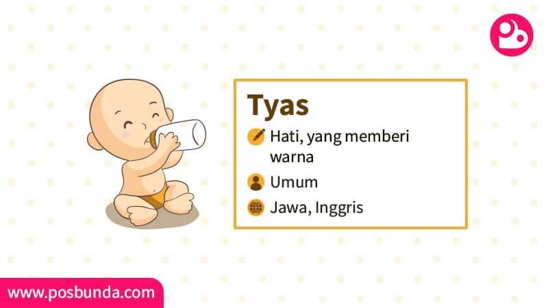 Arti Nama Tyas - Tyas