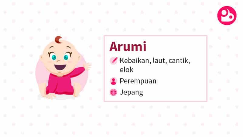 Arti Nama Arumi - Arumi