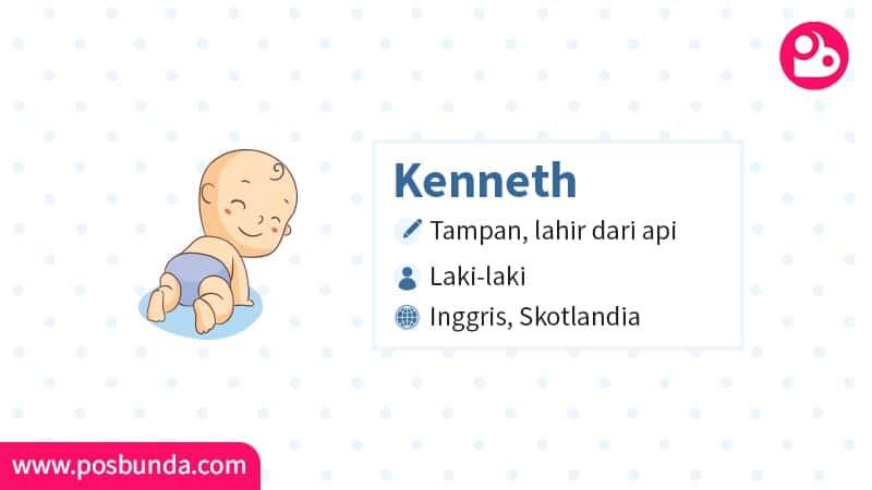 Arti Nama Kenneth - Kenneth