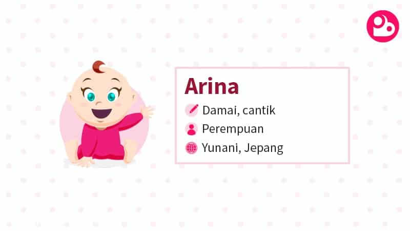 Arti Nama Arina - Arina