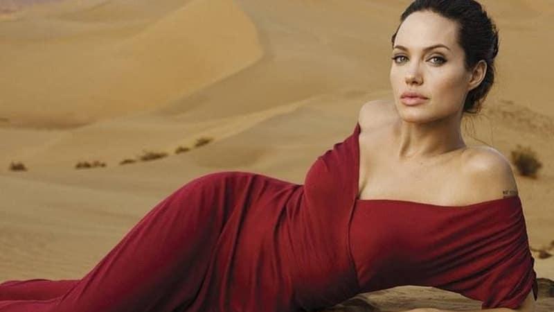 Arti Nama Angelina - Angelina Jolie