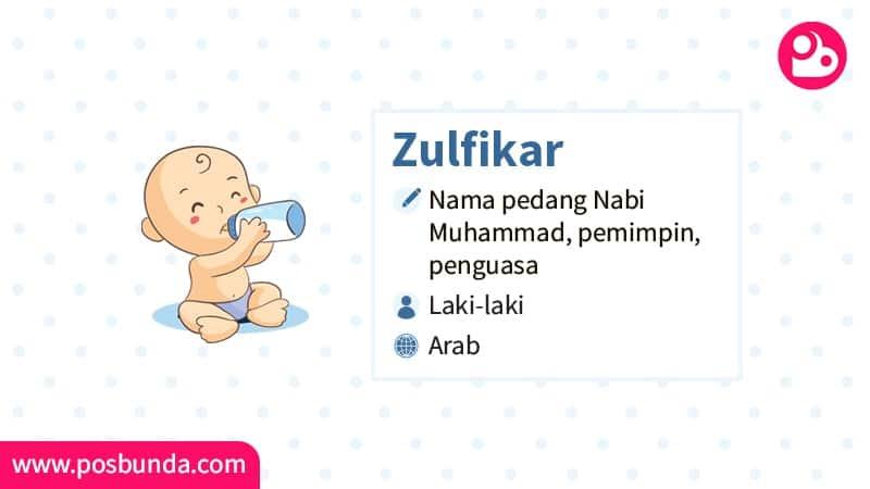 Arti Nama Zulfikar - Zulfikar