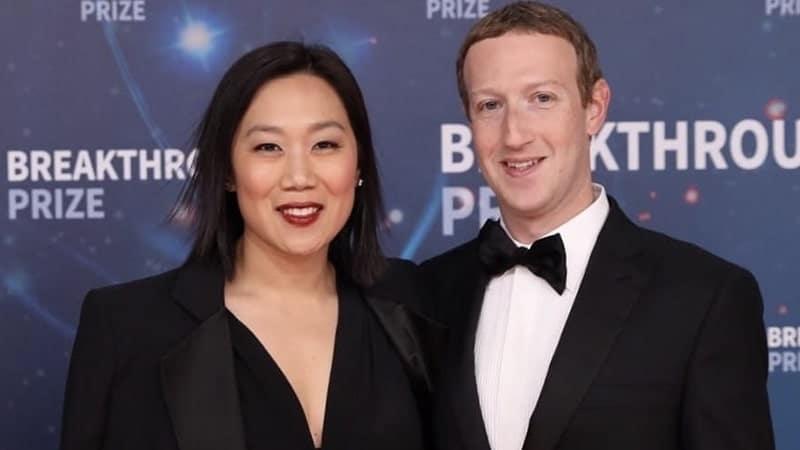 Arti Nama Priscilla - Priscilla Chan dan Mark Zuckerberg