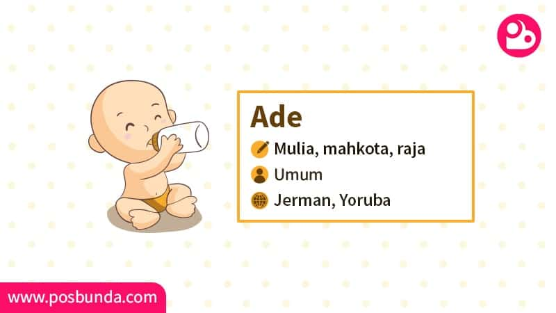 Arti Nama Ade - Ade