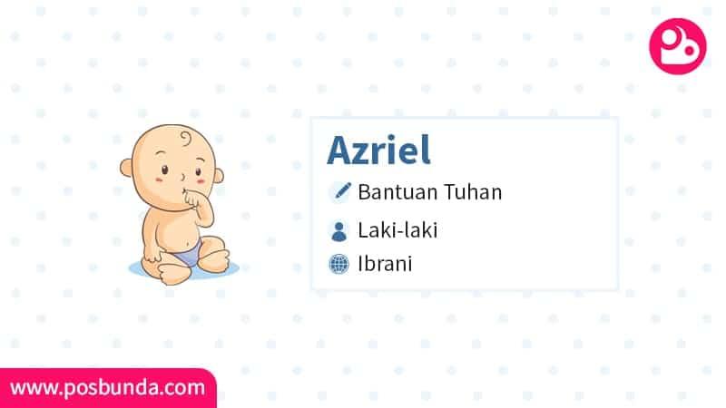 Arti Nama Azriel - Azriel