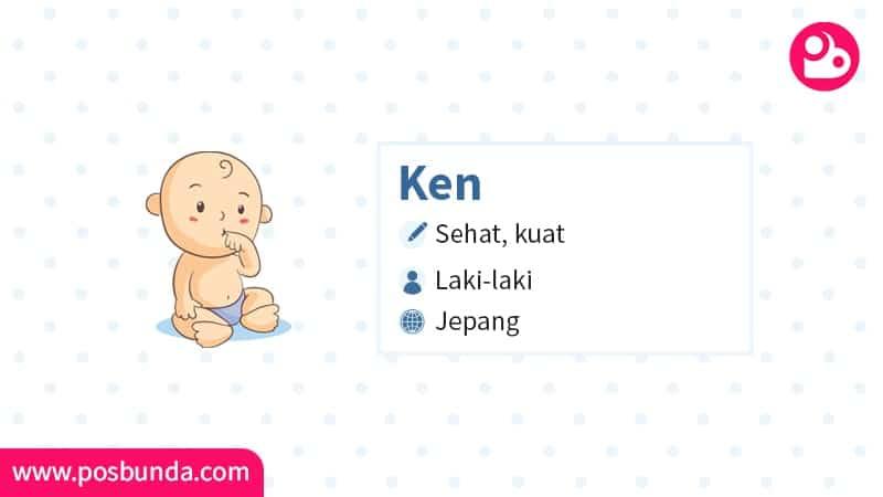 Arti Nama Ken - Ken