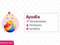 Arti Nama Ayudia - Ayudia