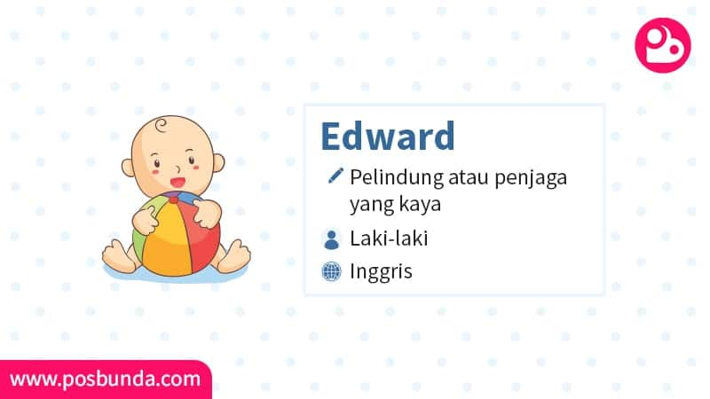 Arti Nama Edward - Edward