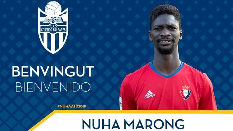 Nuha Marong