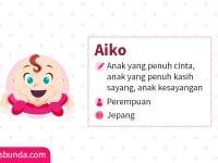 Arti Nama Aiko - Aiko