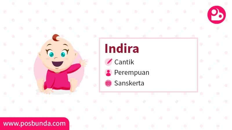 Arti Nama Indira - Indira