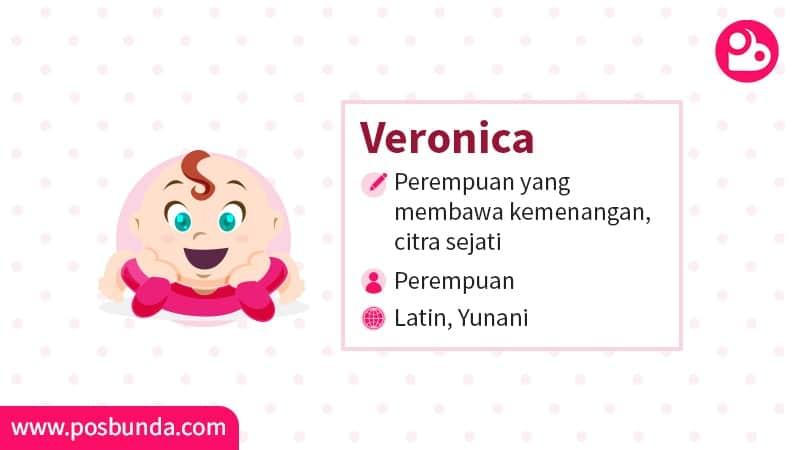 Arti Nama Veronica - Veronica