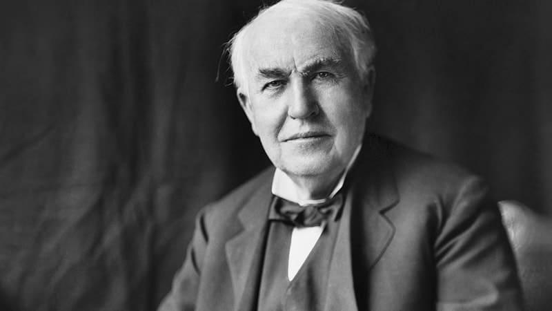 Arti Nama Alfa - Thomas Alva Edison