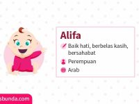 Arti Nama Alifa - Alifa
